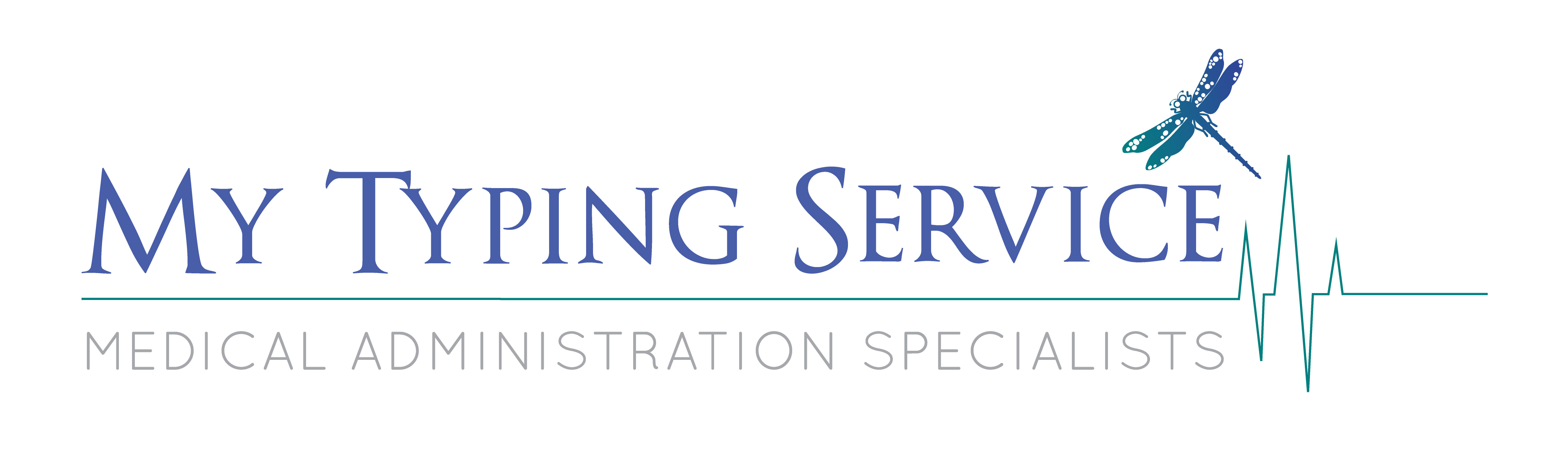 expert typing services for the medical profession